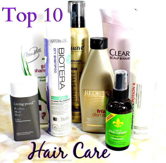 Top Hair Care Products