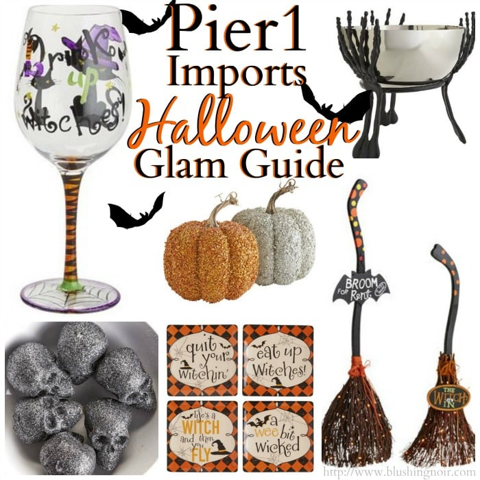Pier1 Imports Halloween Glam Gift Guide