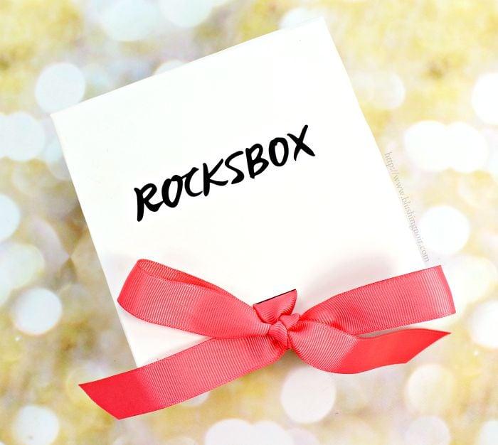 September 2015 RocksBox Photos & Review + {Get a FREE MONTH}