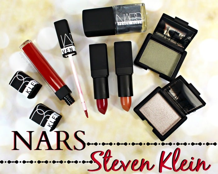 NARS Steven Klein Collection Swatches, Review + FOTD