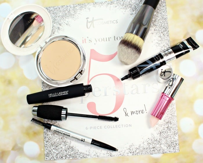 IT Cosmetics IT's Your Top 5 Superstars & More // QVC TSV #ITSuperstars